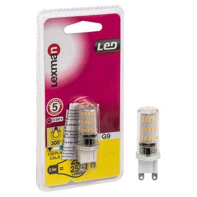 Żarówka LED G9 (230 V) 2,4 W 250 lm LEXMAN
