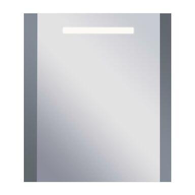 Lustro łazienkowe z oświetleniem wbudowanym LEO 55 x 65 DUBIEL VITRUM