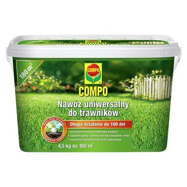 Nawóz do trawników 4,5 kg COMPO