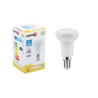 Żarówka LED E14 7.5 W = 60 W 806 lm Ciepła LEXMAN