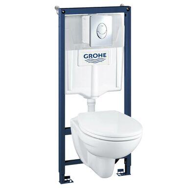 Zestaw podtynkowy WC GEO RIMLESS GROHE