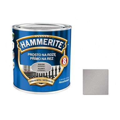 Farba antykorozyjna PROSTO NA RDZĘ HAMMERITE