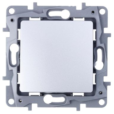 Włącznik schodowy NILOE  aluminium  LEGRAND
