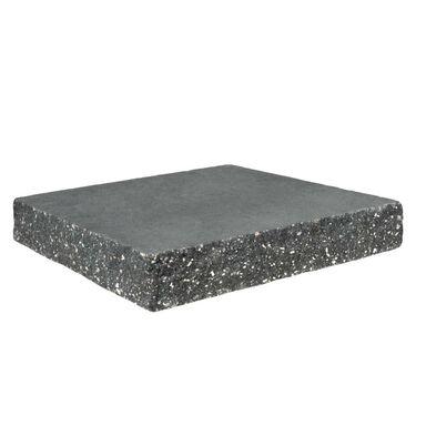 Przykrycie słupka CZTEROSTRONNIE ŁUPANE 40x40x7cm ZIEL-BRUK