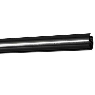 Profil szynowy MEDIOLAN 240 cm onyx 19 mm