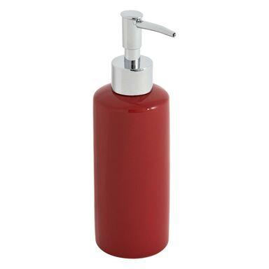 Pojemnik na mydło w płynie CORAL RED SEPIO