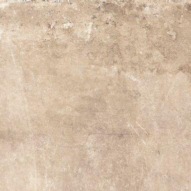 Gres szkliwiony VINTAGE CIEMNY BEZ 40 X 40 CERAMIKA GRES