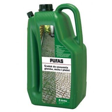 Środek do usuwania glonów, mchu i pleśni 5 l PUFAS