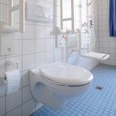 Taboret łazienkowy Biały Bisk Siedziska Wannowe I Prysznicowe W