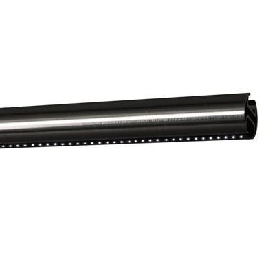 Profil szynowy MEDIOLAN 160 cm onyx 19 mm z podświetleniem LED