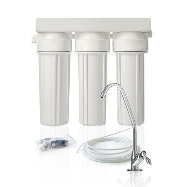 Zestaw podzlewozmywakowy do wody pitnej śr. 15 KLARWOD