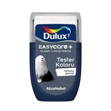 Tester farby Easycare+ 30 ml Loftowy granat Dulux