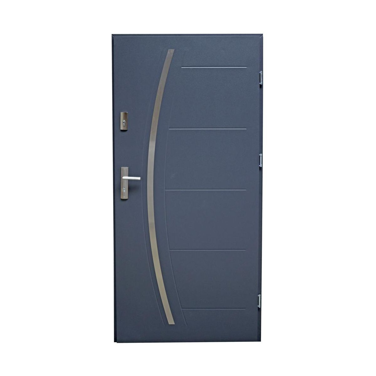 Drzwi wejściowe LINOX 80 Prawe