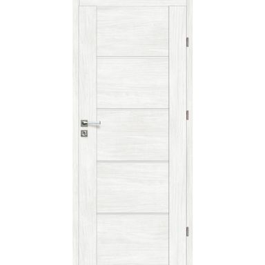 Skrzydło drzwiowe MALIBU Bianco 70 Prawe ARTENS