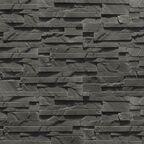 Kamień dekoracyjny gipsowy Trodos Grafit 37 x 10 cm Akademia Kamienia