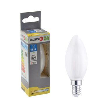 Żarówka LED E14 6 W 806 lm Ciepła LEXMAN