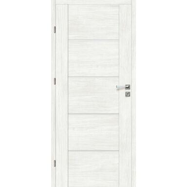 Skrzydło drzwiowe pokojowe Malibu Bianco 80 Lewe Artens