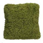 Poduszka FUTRZAK zielona guacamole 40 x 40 cm