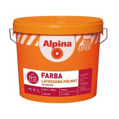 Baza do mieszalni farb FARBA LATEKSOWA 5 l ALPINA