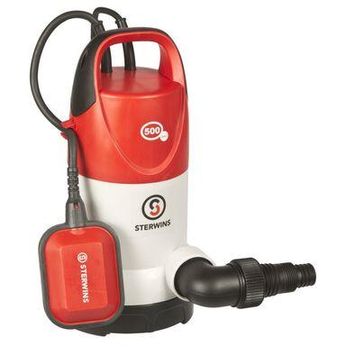 Pompa odwadniająca do wody czystej i brudnej 11000 l/h 500 W STERWINS