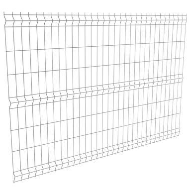 Panel ogrodzeniowy SPARTA 3D 250 x 153 cm Antracytowy POLARGOS