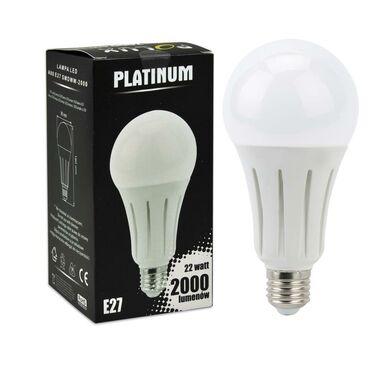 Żarówka LED E27 (230 V) 20 W 2000 lm Ciepła biel POLUX