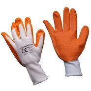 Rękawice robocze r. 9 TOP-TECH DIRECT MANDARIN