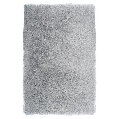 Dywan NEW SOFT jasny siwy 160 x 230 cm wys. runa 30 mm INSPIRE