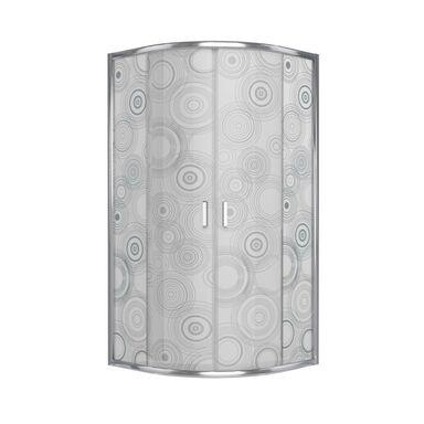Kabina prysznicowa EVOS CIRCO 80 x 80 cm WELLNEO