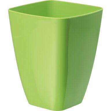 Osłonka do storczyka plastikowa 13 x 13 cm zielona STORCZYK FORM-PLASTIC