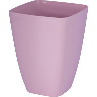 Osłonka do storczyka plastikowa 13 x 13 cm różowa STORCZYK FORM-PLASTIC