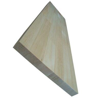 Parapet wewnętrzny sosnowy bezsęczny 150x30x2.7 cm