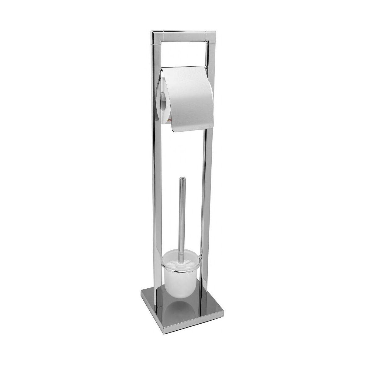 Stojak Lazienkowyna Papier Toaletowy I Szczotke Wc Esbada Tiger Stojaki Na Papier Toaletowy W Atrakcyjnej Cenie W Sklepach Leroy Merlin