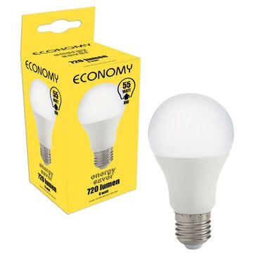 Żarówka LED E27 (230 V) 8 W 720 lm Ciepła biel ECONOMY