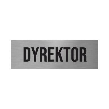 Znak informacyjny DYREKTOR 5 x 15 cm