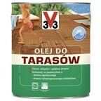 Olej do tarasów 2.5 l Bezbarwny V33
