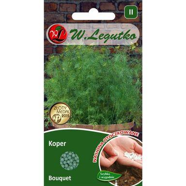Nasiona warzyw BOUQUET Koper ogrodowy W. LEGUTKO