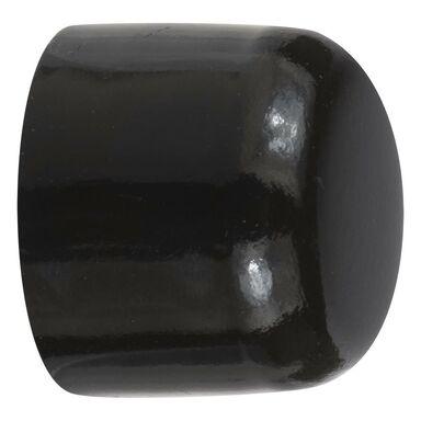 Końcówka do karnisza KOREK czarna 20 mm 2 szt. INSPIRE