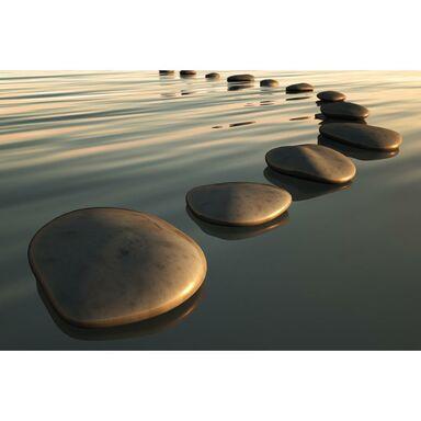 Fototapeta Kamienie Zen 104 x 70 cm
