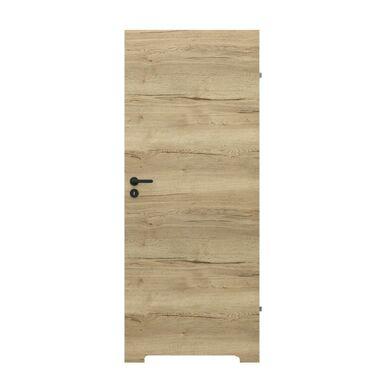 Skrzydło drzwiowe z podcięciem wentylacyjnym Resist 7.1 Dąb Halifax 70 Prawe Porta