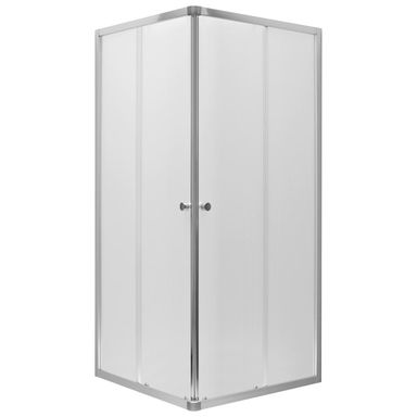 Kabina prysznicowa 80 x 80 cm KOŁO FIRST