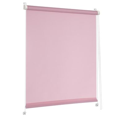 Roleta okienna MINI różowa 120 x 160 cm INSPIRE