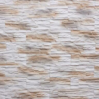 Kamień elewacyjny gipsowy Orlando Ivory Incana