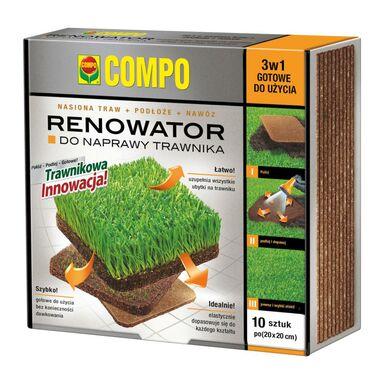 Renowator do naprawy trawnika 3 w 1 COMPO