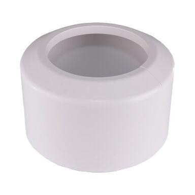 Rozeta DO WC 110 mm WYSOKA PLAST BRNO