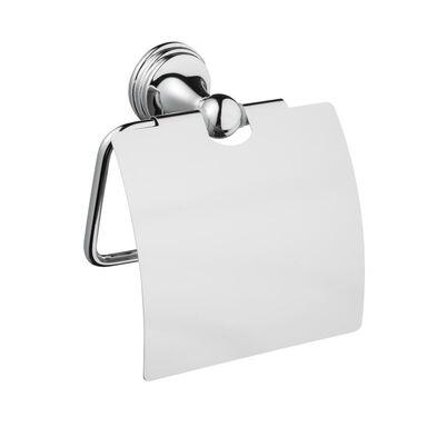 Uchwyt na papier wc z klapką ONE BISK