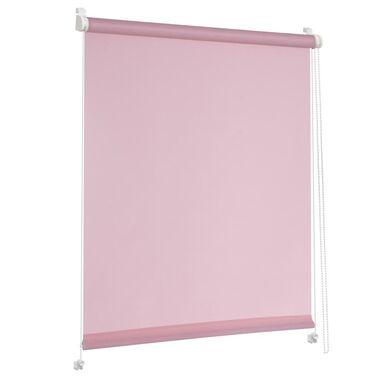 Roleta okienna MINI różowa 90 x 160 cm INSPIRE