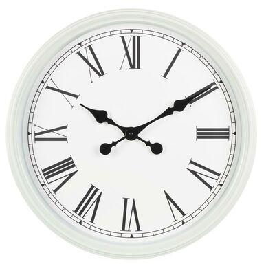 Zegar ścienny Adler śr. 50 cm biały