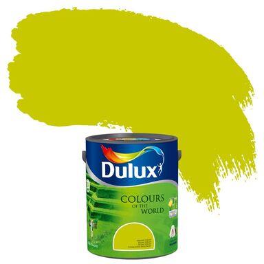 Farba wewnętrzna KOLORY ŚWIATA 5 l Zielone tarasy DULUX