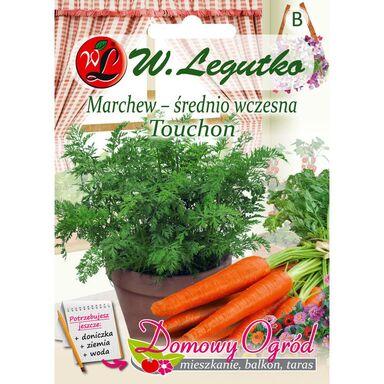 Nasiona warzyw TOUCHON Marchew jadalna W. LEGUTKO